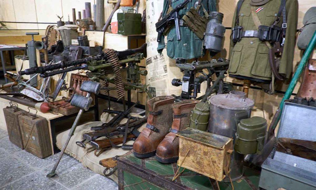 военный антиквариат Второй мировой войны