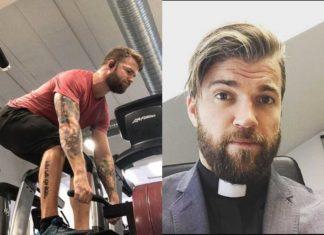 священник кроссфит
