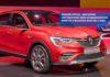 Renault Arkana - доступная альтернатива купе-внедорожникам BMW X4 и Mercedes-Benz GLC Coupe