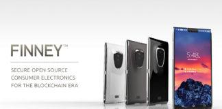 Криптосмартфон Finney от Sirin Labs
